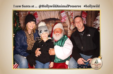 Hollywild Santa Photos - 121419