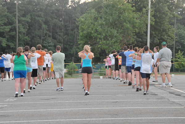 2009-08-03: Band Camp Day 1