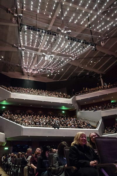 TEDxManchester 2018 in the Bridgewater Hall