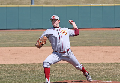 Slippery Rock Games 1 and 2 (Saturday DH @ Slippery Rock).  These photos are free for Seton Hill Players and Families to right click and download. Let me know if you have any special photo requests I can help with.  Stu Jossey 209-609-1456 or 49erfamily@c