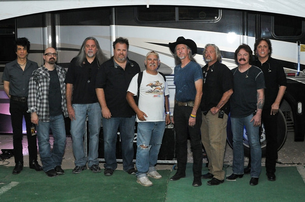 The Doobie Brothers ROT Rally 2011