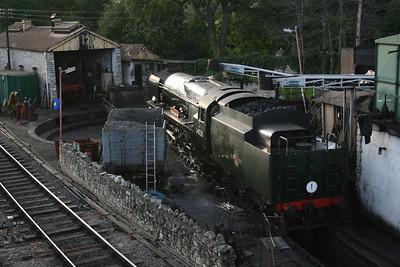 Swanage Railway 2008