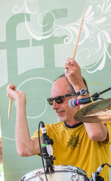 Mike Pengra-City Mouse All Stars-Rock Bend Folk Festival 2014