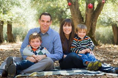 The Gilbert Family 2014 Mini-Session
