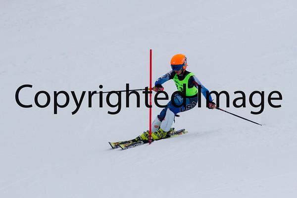 U14 & Under - Men Slalom Run 2, Saturday 1/4/14