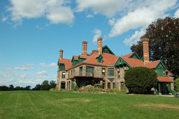 Milton Eustis Estate
