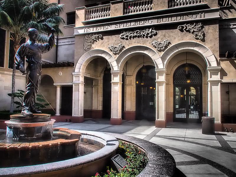 March 16 - Steven Spielbeerg Buildingm Los Angeles-1.jpg