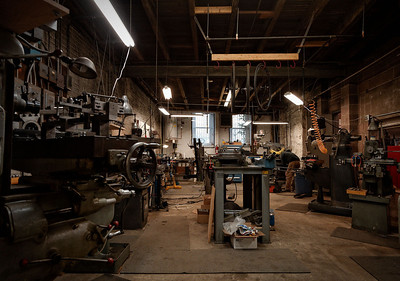 Engin Cycles Shop Expansion
