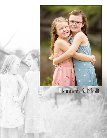 Hannah & Molli