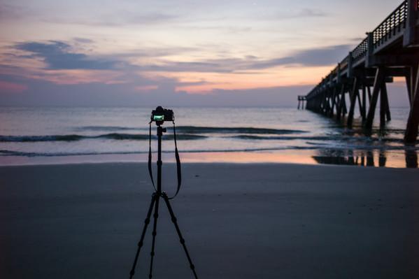 Friday Morning - Jax Beach 8.15.14