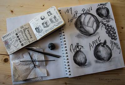 Drawing Class-Week One