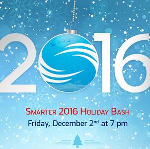 Smarter 2016 Holiday Bash