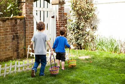 Easter Egg Hunt Apr 2014