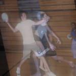 The Dodgeball Waltz