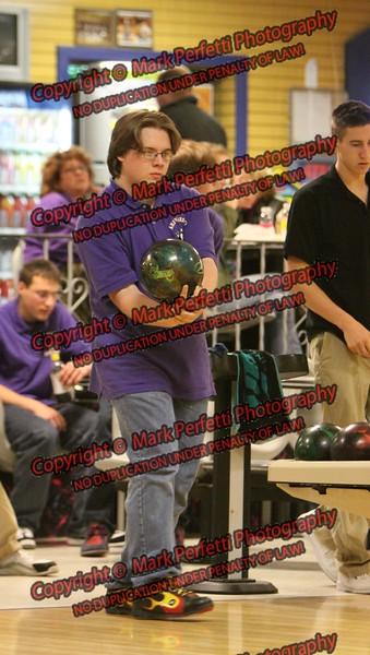 Amsterdam Varsity Bowling vs Troy 11-23-2009