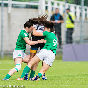 Ireland - HSBC Clermont-Ferrand 7s