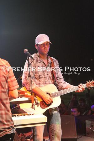 Casey Donahew Band at 2011 Sylvan Beach Day