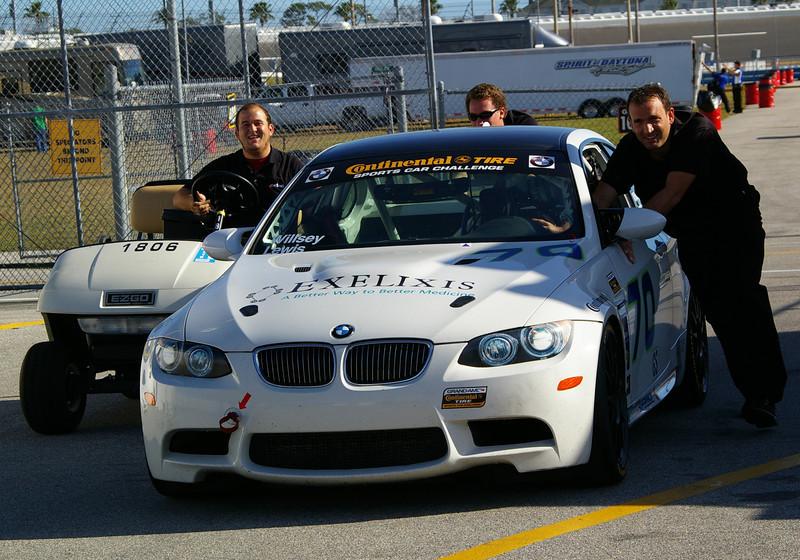 GS ORBIT RACING BMW M3 COUPE