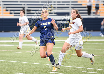Foxboro vs. Sharon Girls Soccer 09-24-21