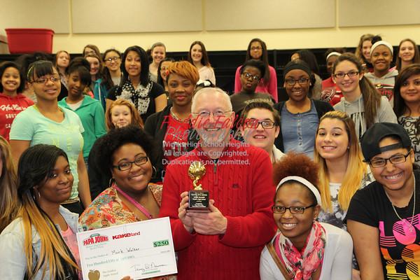 2014.02 Walker Golden Apple Award