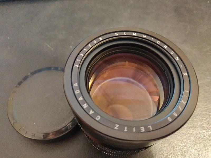 Leica R 90mm 2 Summicron - Serial 3131688 006.jpg