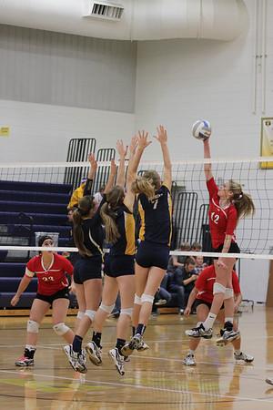14 - 15 Volleyball