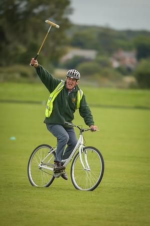 Bike Polo Warm Up
