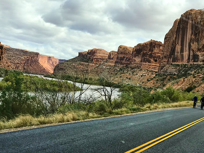 2017-10-10 - Colorado River Canyon at Moab