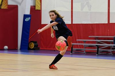 2019-02-16 - Futsal - Franklin vs. Futsalstars
