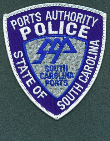 South Carolina State Ports Authority Port Police