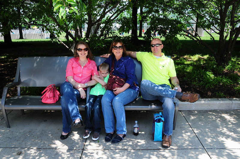 2013 Family Picture Day At Millennium Park