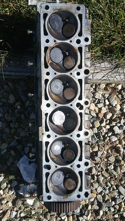 BMW e30 325i Cylinder Head 885