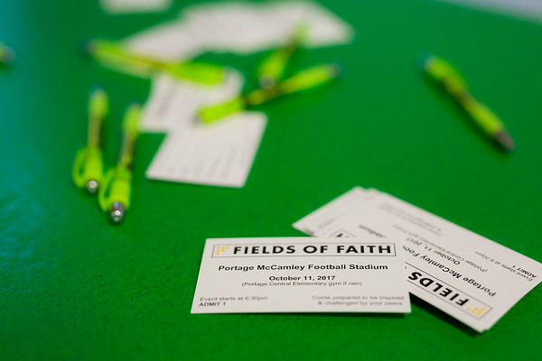 Fields of Faith 2017 Kalamazoo Michigan FCA