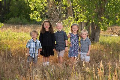 Family Portrait Summer 2020