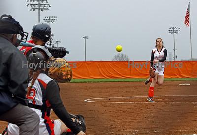 Softball Thomas Jefferson 4/6/09