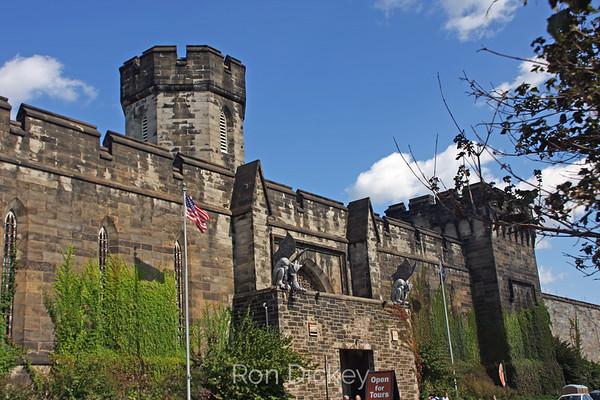 Eastern State Penitentiary: A National Historic Landmark