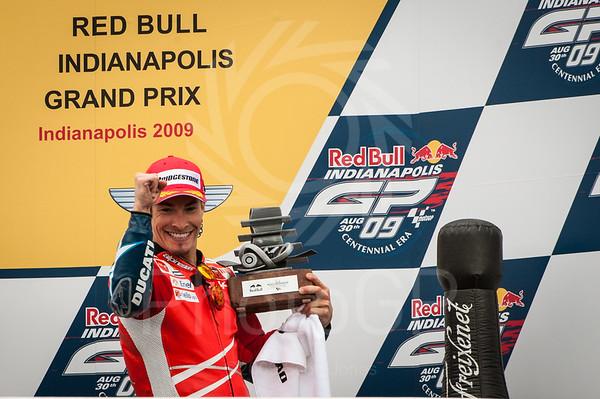 MotoGP 2009 12 Indianapolis