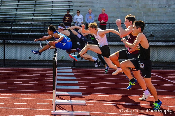 2019-05-17 Sea-King District Track & Field Finals - 3A Boys