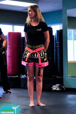Belt Testing - 8/26/11 - Adults