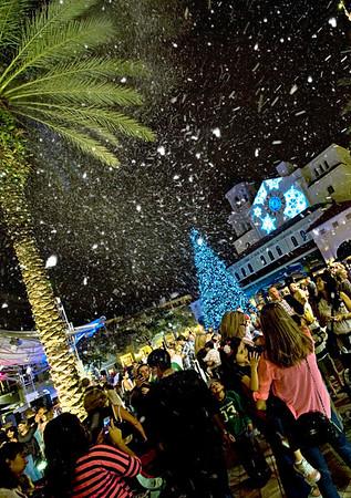 City Place Light Up Your Holiday Celebration
