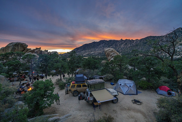 SCCX Winter Mojave Trip