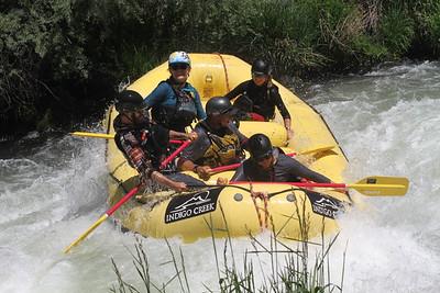 Rogue Valley Rapid Run Training Trip