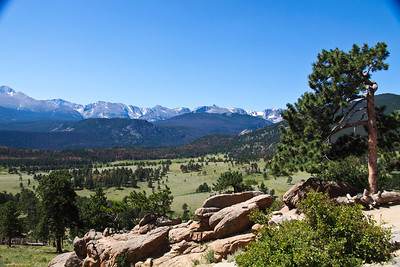Old Fall River Road - Rocky Mountain National Park