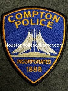 Compton Police disbanded July 2000