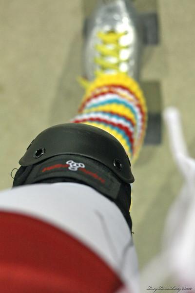 BCRG Track Setup - 4.14.12