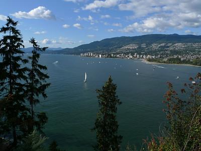 Washington State & Vancouver, BC - Sept. 2009
