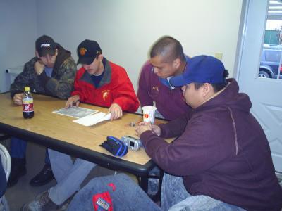 Cherokee Fire Department; Rescue Technician; Search Operations;