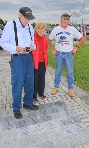 Town of Florida Memorial Day Service 5-28-2017