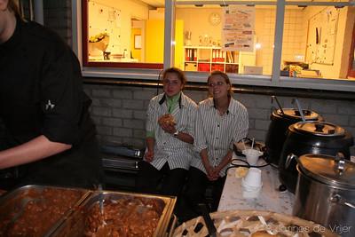 Clubkampioenschappen 2010 - Buffet & Feest