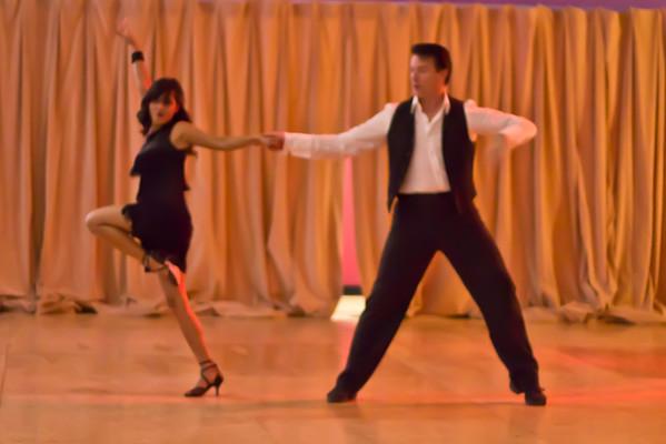 Champion Ballroom Dance Showcase